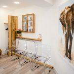 Wartebereich Ergotherapie Praxis Elke Walther